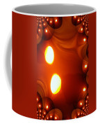 Those Starry Dreams Of Home Coffee Mug by Jeff Swan