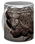 Thoughtful Toad Coffee Mug