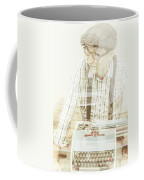 Thoughts Of A Creative Writer Coffee Mug