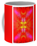 Thoughts Of Love And Light Transforming Coffee Mug