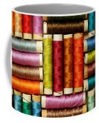 Thread Reels Coffee Mug