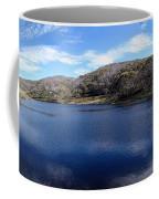 Threadbo Lake Panorama - Australia Coffee Mug