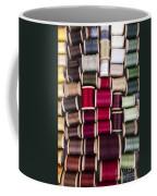 Threads I Coffee Mug