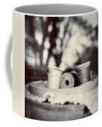 Threads Of Life  Coffee Mug by Trish Mistric
