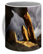 Threatening Skies Coffee Mug