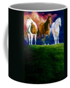 Three Amigos Coffee Mug by Hanne Lore Koehler