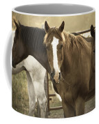 Three Amigos Coffee Mug by Steven Bateson