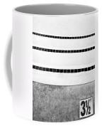 Three And A Half Bw Palm Springs Coffee Mug
