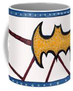 Three Bat Signals Coffee Mug