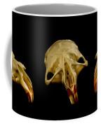 Three Blind Mice Coffee Mug by Jean Noren