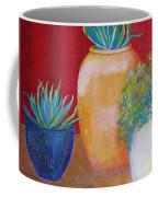 Three Bright Pots Coffee Mug