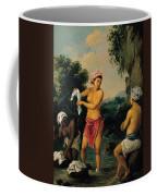 Three Caribbean Washerwomen By A River Coffee Mug