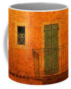Three Doors In Provence Coffee Mug