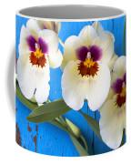 Three Exotic Orchids Coffee Mug