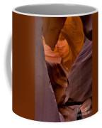 Three Faces In Sandstone Coffee Mug