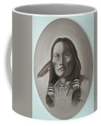 Three Fingers Coffee Mug
