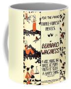 Three Forest Fevels Coffee Mug