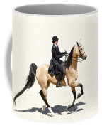 Three Gaited Buckskin Coffee Mug