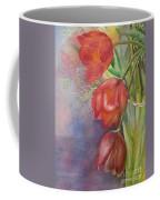Three In A Vase Coffee Mug