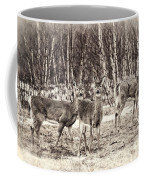 Three In The Field Coffee Mug