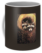 Three Is A Crowd Coffee Mug