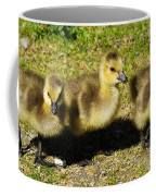 Three Little Goslings Coffee Mug