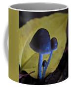 Three Little Mushrooms Coffee Mug