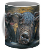 Three Little Piglets Coffee Mug