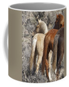 Three Long Tails Coffee Mug