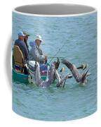 Three Men In A Boat Coffee Mug