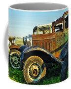 Three Old Fords Coffee Mug