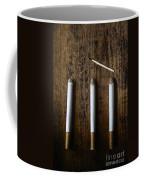 Three On A Match Coffee Mug