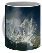 1m4503-three Peaks Of Mt. Index Coffee Mug