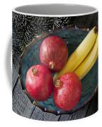 Three Pomegranates  Coffee Mug