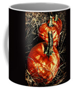 Three Pumpkins Coffee Mug
