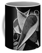 Three Reed Baskets Coffee Mug