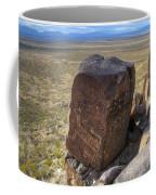 Three Rivers Petroglyphs 3 Coffee Mug