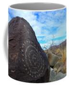 Three Rivers Petroglyphs 5 Coffee Mug