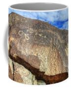 Three Rivers Petroglyphs 6 Coffee Mug