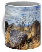 Three Rivers Petroglyphs 7 Coffee Mug
