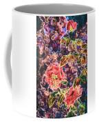 Three Roses Coffee Mug