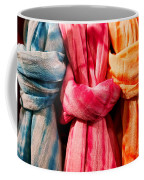 Three Tie-dye Knots Coffee Mug