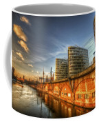 Three Towers Berlin Coffee Mug by Nathan Wright