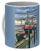 Three Tugs Hdr Coffee Mug