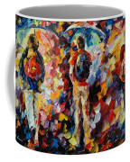 Three Umbrellas Coffee Mug