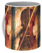 Three Violins Coffee Mug by Bob Orsillo