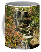 Three Water Falls Coffee Mug