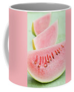 Three Wedges Of Watermelon Coffee Mug