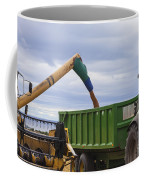 Threshing The Barley Coffee Mug