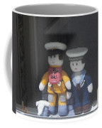 Through A Cornish Window Coffee Mug